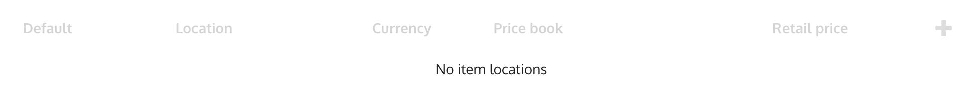 Select a sales rep